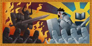 Siege of Falador tapestry 2