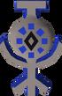 Body talisman detail