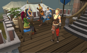 Signature heroes at heroes guild