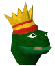 Frog Princess chathead