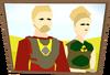 Miscellanians portrait built
