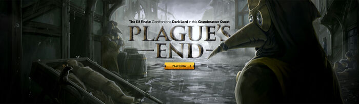 Plague's End head banner