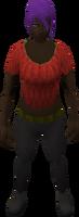 Retro plain top (female)