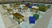 Diango's Workshop tables