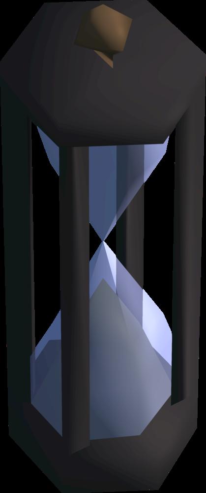 Hourglass (2007 Hallowe'en event) detail