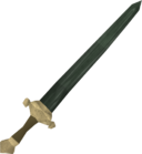 Adamant 2h sword detail old