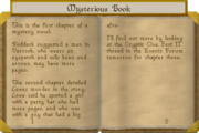 Mysterious book pt2