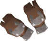 Bandos gloves detail