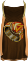 Dungeoneering cape (t) detail