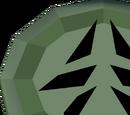 Green charm