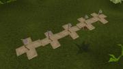 Multiple traps