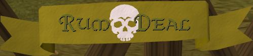 Rum Deal Logo