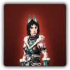 Wolf outfit icon (female)