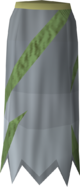 Third-age druidic robe detail
