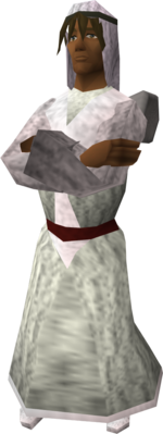Bandit shopkeeper