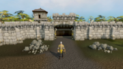 Varrock east entrance