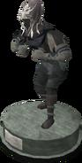 Wildstalker helmet (tier 5) statue
