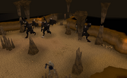 Edgeville Dungeon Wilderness demons