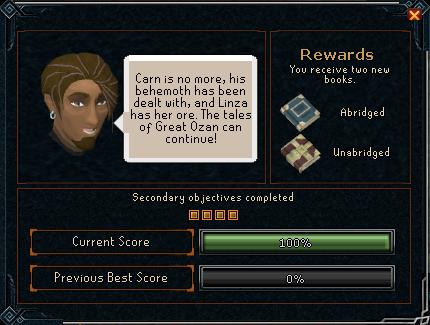 Three's Company reward