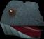 Gecko (blue) chathead