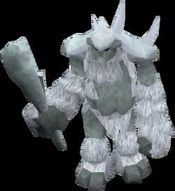 Ice troll male