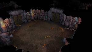 Barrows crypts