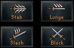 CombatStyles Daggers