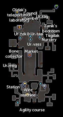 Dorgesh-Kaan map