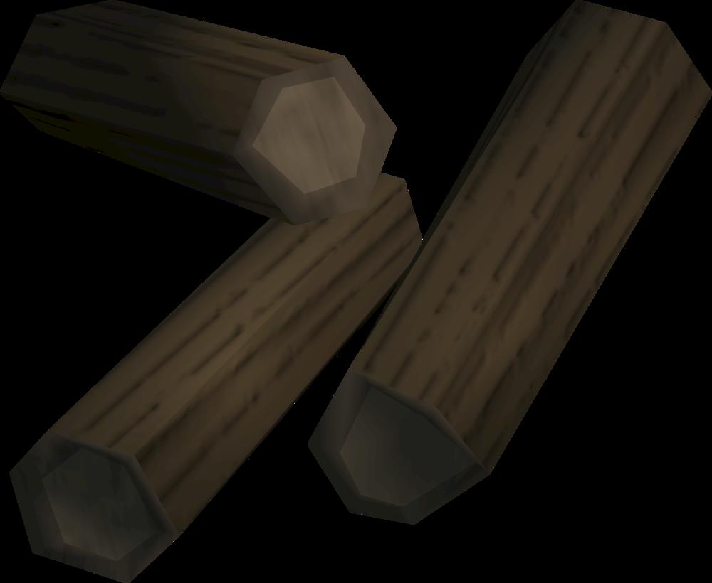 Driftwood (Hunter) detail