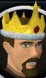 King Roald chathead