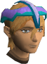 Elemental helmet chathead