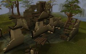 H.A.M. hideout