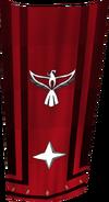 Lampas banner