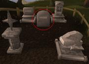 Ophelias grave