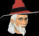 Wizard Sinterklaas chathead