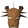 Larupia hat detail
