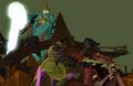 Saradomin prepares final blow