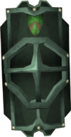 Adamant shield (h4) detail