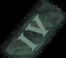 Adamant ingot IV