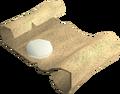 Skeleton Champion's scroll detail