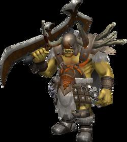 General Graardor (The Mighty Fall)