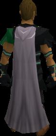 Spirit cape equipped