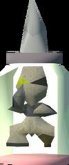 Pirate impling jar detail