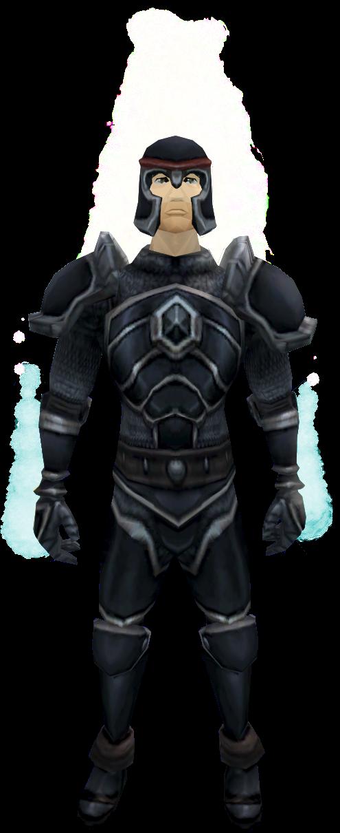 Dark armour   RuneScape Wiki   FANDOM powered by Wikia