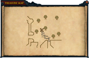 Map clue Miscellania