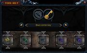 Dungeoneering toolbelt keys