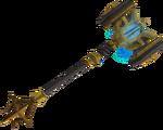 Icyenic greathammer detail