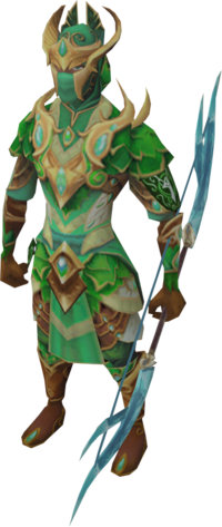 Elf warrior (Cadarn ranger)