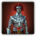Pharaoh's outfit icon (male)