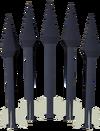 Abyssalbane bolt detail